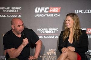 Президент UFC думає, що Роузі не повернеться в октагон