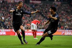 Реал здобув вольову перемогу над Баварією
