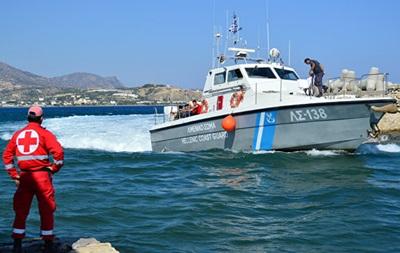 Біля Греції затонуло туристичне судно