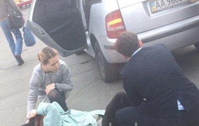 За рулем сбившего старушку авто была Вера Савченко