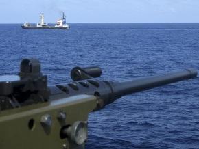В плен к сомалийским пиратам впервые попала женщина-моряк
