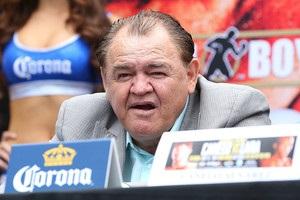 Наставник Альвареса: Хочу, щоб Канело переміг нокаутом Чавеса