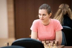 ЧЄ з шахів: Ганна Музичук зупинила переможну ходу Дзагнідзе