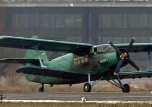 В России упал самолет Ан-2