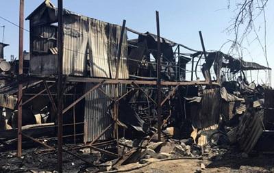 Полиция назвала причину масштабных пожаров в Одессе