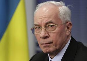 Азаров заявил, что не будет жалеть деньги на прорывные научные направления