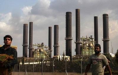 У Секторі Гази зупинилася єдина електростанція