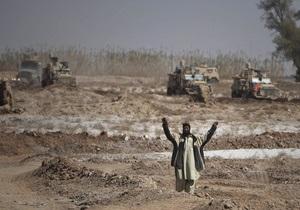 НАТО: У талибов заканчиваются боеприпасы