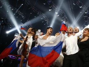 Конкурс Евровидение-2009 в Москве начнется 9 мая
