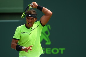 Рейтинг ATP: Надаль втратив 2 позиції, Нісікорі в топ-5, прорив Чорича