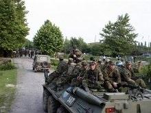 В Абхазию прибыли 9 тыс российских солдат и 350 единиц бронетехники