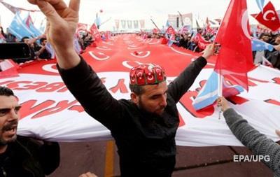 ОБСЕ: Референдум в Турции не отвечает стандартам