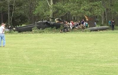 У США розбився військовий вертоліт
