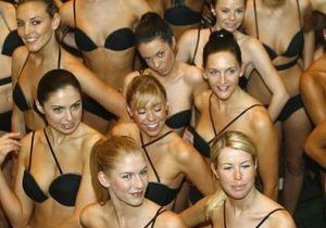 Завтра в Киеве состоится парад моделей в нижнем белье