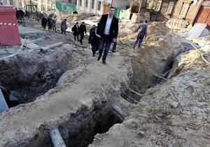 Кличко: Любое изменение Андреевского уже означает его разрушение