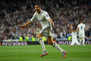 Роналду установил рекорд Лиги чемпионов