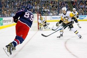 НХЛ: Коламбус обіграв Піттсбург, Сан-Хосе забив сім голів Едмонтону
