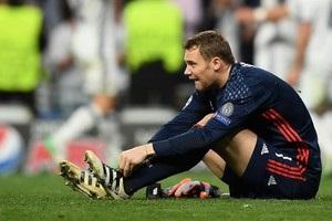 Нойєр зламав ногу в матчі проти Реала