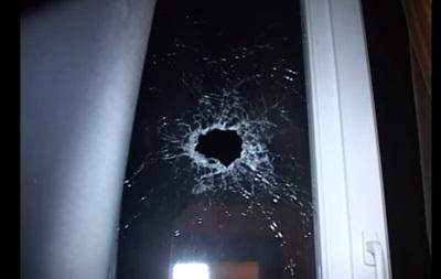 В Киеве обстреляли частный дом