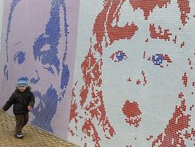 Сквер на Пейзажной аллее в Киеве признали произведением искусства
