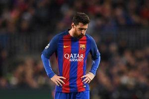 Барселона не змогла створити ще одне диво, залишивши Лігу чемпіонів