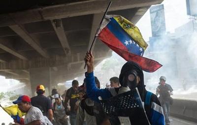 Під час протестів у Венесуелі вбито трьох людей