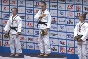 Українка сенсаційно завоювала золото чемпіонату Європи із дзюдо