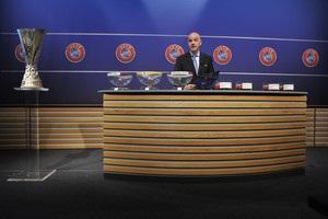 Ліга Європи: всі пари 1/2 фіналу