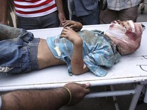 В Индии автобус упал в пропасть: десять человек погибли