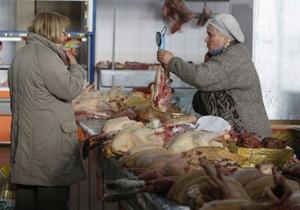Инфляция в ноябре оказалась выше прогнозируемой Азаровым