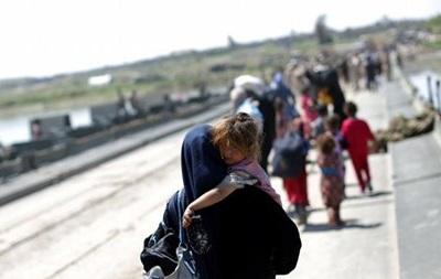 Іракські війська просуваються вглиб Мосула