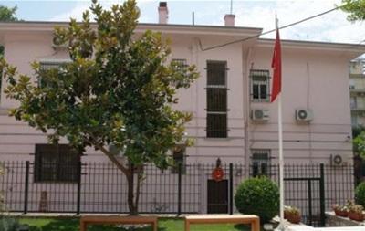 У Греції атакували консульство Туреччини