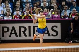 Світоліна у четвертий раз поспіль перемогла першу ракетку світу Кербер
