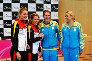 Кубок Федерації: Україна виграла у Німеччині парну зустріч