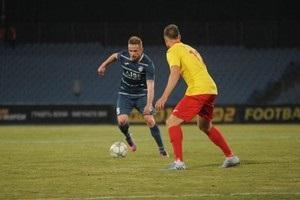 Сталь - Зірка 1:0 відео голу та огляд матчу чемпіонату України
