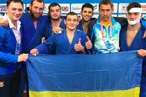 Збірна України з дзюдо курйозно виграла бронзу на чемпіонаті Європи