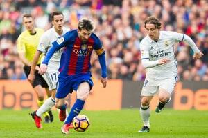 Реал - Барселона: стартовые составы команд