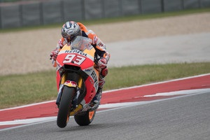 MotoGP: Маркес выиграл Гран-при США