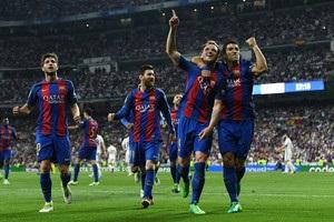 Барселона вирвала перемогу в Реала на останніх хвилинах