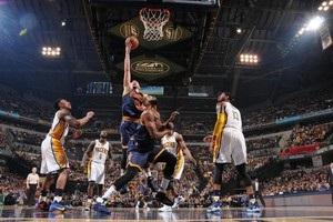 НБА Клівленд виграв серію з Індіаною, Оклахома за крок від вильоту