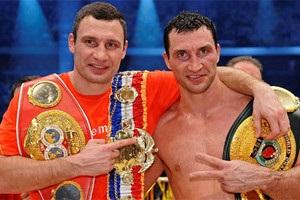 Віталій Кличко підтримає свого брата в бою проти Джошуа