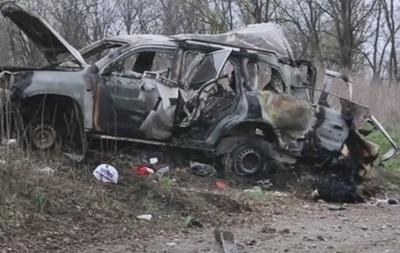 Підрив машини ОБСЄ: Берлін вказав на Москву