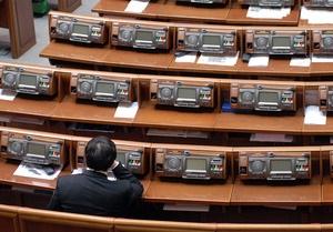 Украинский парламентаризм: противоречивое настоящее мешает обновлению - DW