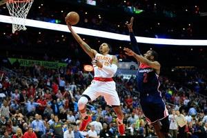 НБА: Атланта зрівняла рахунок з Вашингтоном, Торонто розгромив Мілуокі