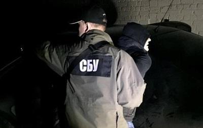 У Борисполі затримали банду рекетирів