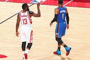 НБА: Х юстон вийшов до другого раунду, Сперс повели в серії з Мемфісом