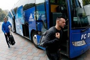 Динамо прибило до Миколаєва транзитом через Херсон