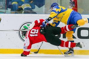 Хоккей: Украина проиграла Казахстану и досрочно вылетела в низший дивизион