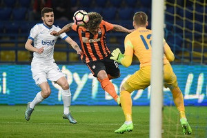 Шахтар - Дніпро 1:0 відео голу та огляд матчу Кубка України
