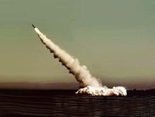 Российская ракета поразила цель на Камчатке